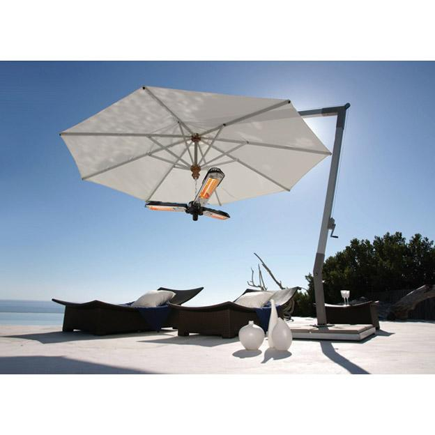 Maximus Chillchaser Parasol Heaters